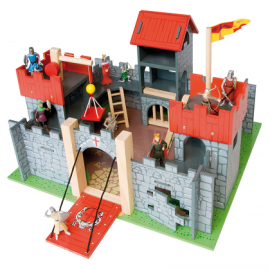 5. Camelot Castle and Knights Set (Mulberry Bush).png