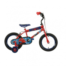 1. Spiderman Bike with trainer wheels (Halfords).png